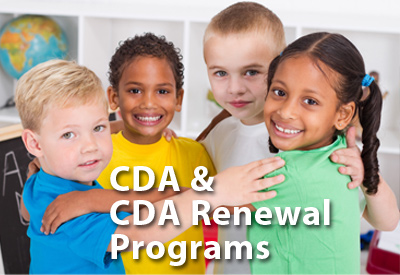 CDA and CDA Renewal Programs